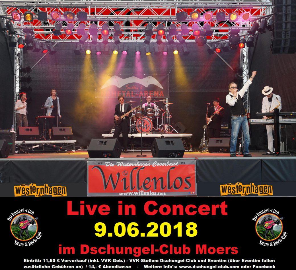 Willenlos Fotos willenlos a tribute to marius müller westernhagen live in